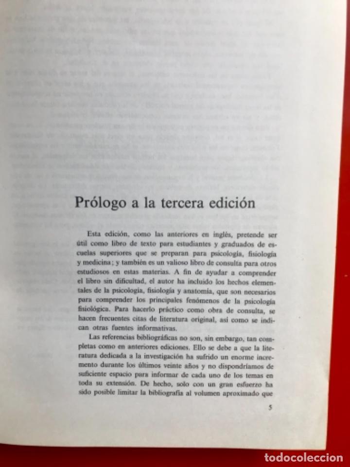Libros de segunda mano: Psicología fisiológica clifford morgan 1973 psicología de la adolescencia jersild 1972 1 edición - Foto 24 - 100718819