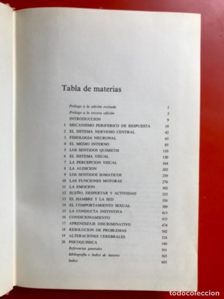 Libros de segunda mano: Psicología fisiológica clifford morgan 1973 psicología de la adolescencia jersild 1972 1 edición - Foto 25 - 100718819