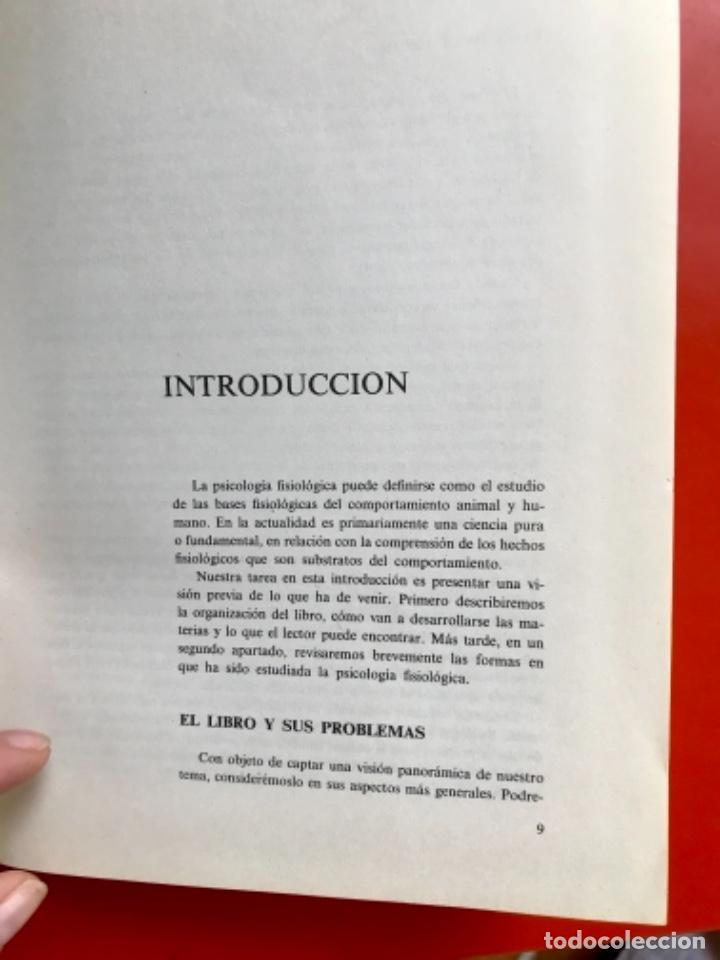 Libros de segunda mano: Psicología fisiológica clifford morgan 1973 psicología de la adolescencia jersild 1972 1 edición - Foto 26 - 100718819