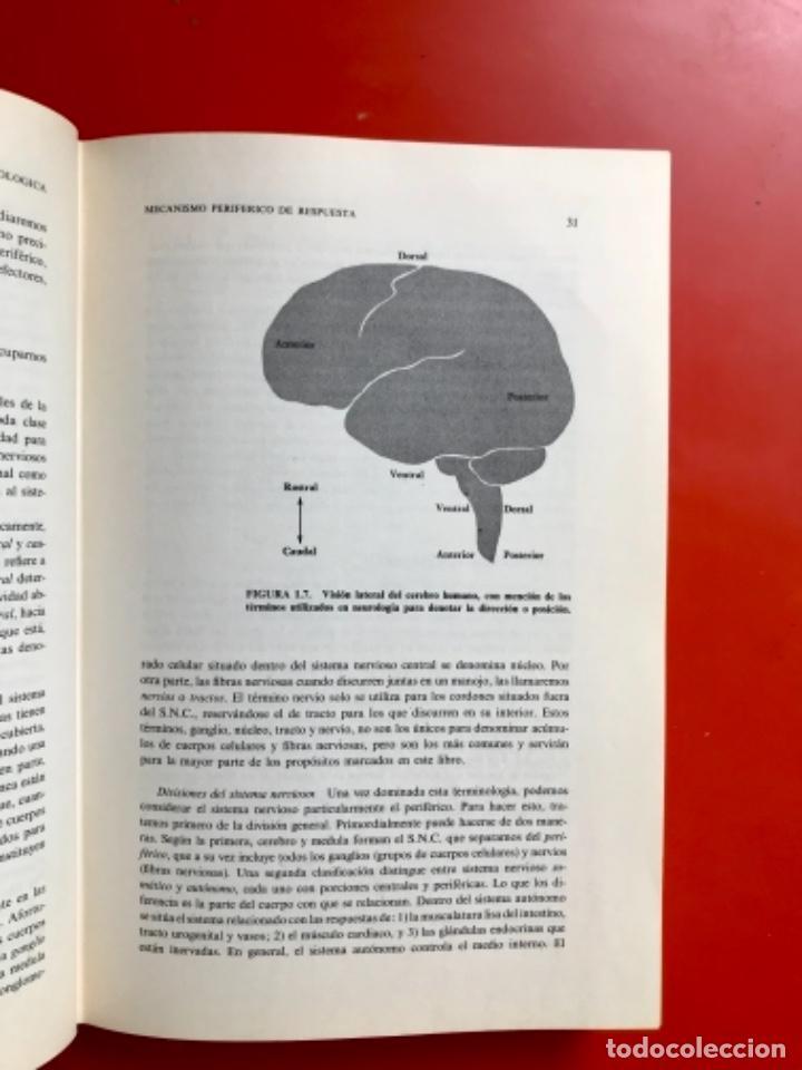 Libros de segunda mano: Psicología fisiológica clifford morgan 1973 psicología de la adolescencia jersild 1972 1 edición - Foto 27 - 100718819