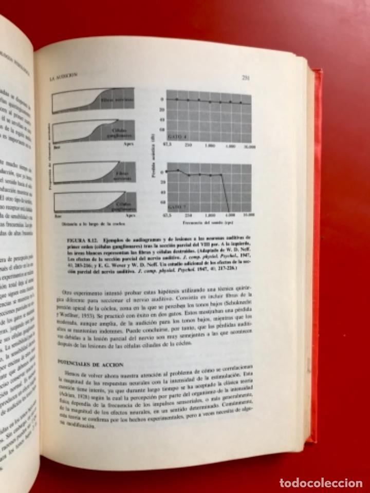 Libros de segunda mano: Psicología fisiológica clifford morgan 1973 psicología de la adolescencia jersild 1972 1 edición - Foto 29 - 100718819