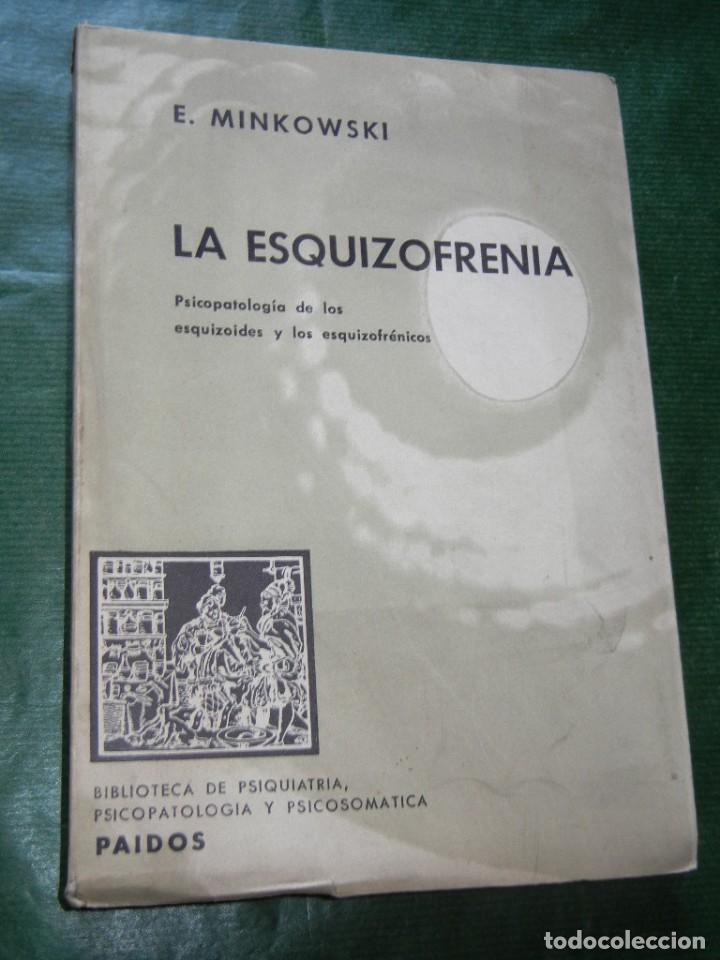 la esquizofrenia, de eugenio minkowski - paidos - Comprar Libros de ...