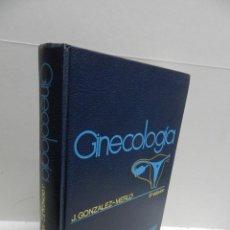 Libros de segunda mano: J.GONZALEZ MERLO .- GINECOLOGÍA. 5ª EDICIÓN. 1990 SALVAT. BARCELONA 1990. Lote 101429263