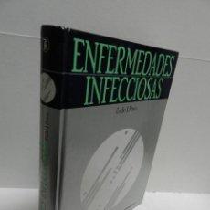 Libros de segunda mano: EVELIO J. PEREA. ENFERMEDADES INFECCIOSAS. EDICIONES DOYMA 1991. Lote 101432855