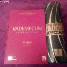 Libros de segunda mano: VADEMECUM INTERNACIONAL Y DIAGNOSTICO DIFERENCIAL DAIMON. Lote 101570108