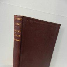 Libros de segunda mano: CIRUGIA MENOR Y PROCEDIMIENTOS EN MEDICINA DE FAMILIA. JOSE Mª ARRIBAS BLANCO. VOL 1 EDITORIAL MSD.. Lote 101591299