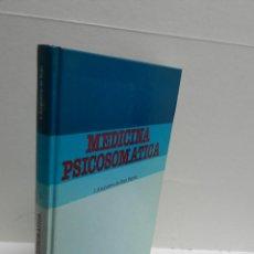Libros de segunda mano: MEDICINA PSICOSOMÁTICA 1988 I. ANGUERA DE SOJO PEYRA ED. DOYMA ED. DOYMA 1988 LIBRO MEDICINA . Lote 101602859