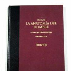 Libros de segunda mano: TRATADO DE ANATOMÍA DEL HOMBRE POR EL DOCTOR BOURGERY. HUESOS. EDICIÓN FACSÍMIL. TDK310. Lote 101679415