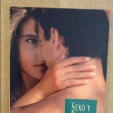 Libros de segunda mano: SEXO Y PLACER. COMO HACER COMPLETA Y FELIZ LA RELACION DE PAREJA (GLOBUS). Lote 101997107