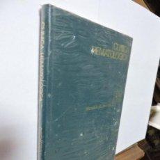 Libros de segunda mano: CLÍNICA HEMATOLÓGICA 5/3. ED. SALVAT. BARCELONA 1977. Lote 103755135