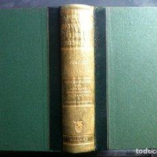Libros de segunda mano: PEDRO PONS. ENFERMEDADES DEL APARATO RESPIRATORIO, MEDIASTINO Y APARATO LOCOMOTOR. 1953. Lote 103990667