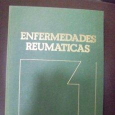 Libros de segunda mano: ENFERMEDADES REUMATICAS. SYNTEX IBERICA. 1980. VARIOS AUTORES. CON FOTOGRAFIAS. Lote 104133543