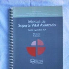 Libros de segunda mano: MANUAL DE SOPORTE VITAL AVANZADO. Lote 105028711