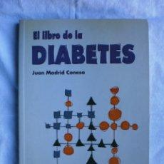 Libros de segunda mano: EL LIBRO DE LA DIABETES. Lote 105028795