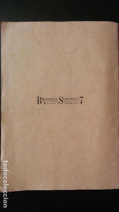 Libros de segunda mano: LA HERIDA DEL CORAZON DE JESUS . Comentario Medico - Legal sobre el Santo Sudario - Año 1950 - Foto 2 - 105060111