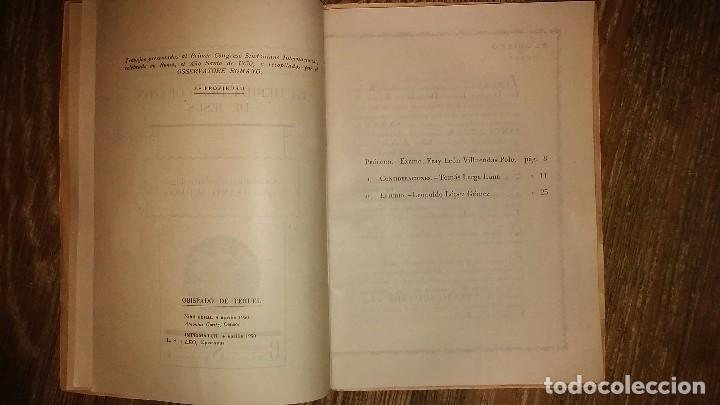 Libros de segunda mano: LA HERIDA DEL CORAZON DE JESUS . Comentario Medico - Legal sobre el Santo Sudario - Año 1950 - Foto 5 - 105060111