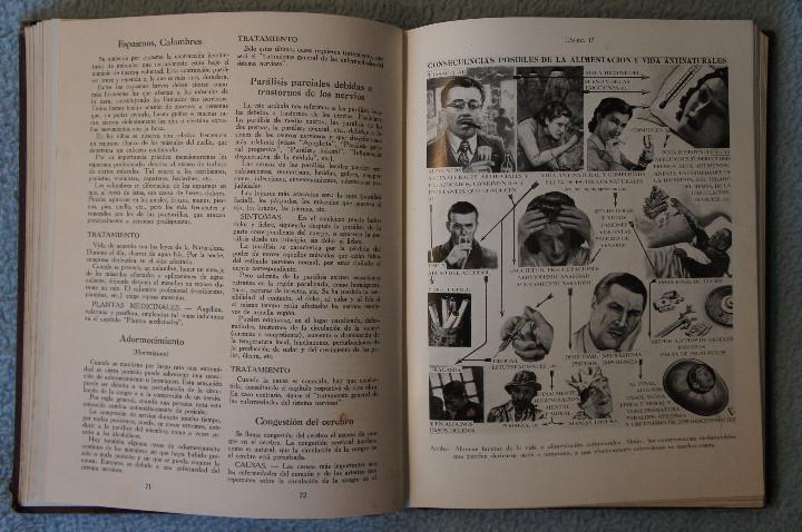 Libros de segunda mano: Medicina Natural Moderna Ciencia del Curar. Doctor Vander - Foto 25 - 105209467
