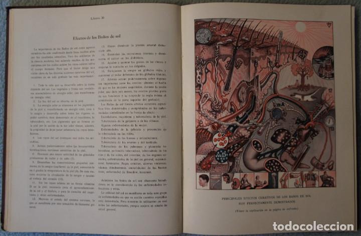 Libros de segunda mano: Medicina Natural Moderna Ciencia del Curar. Doctor Vander - Foto 16 - 105209467