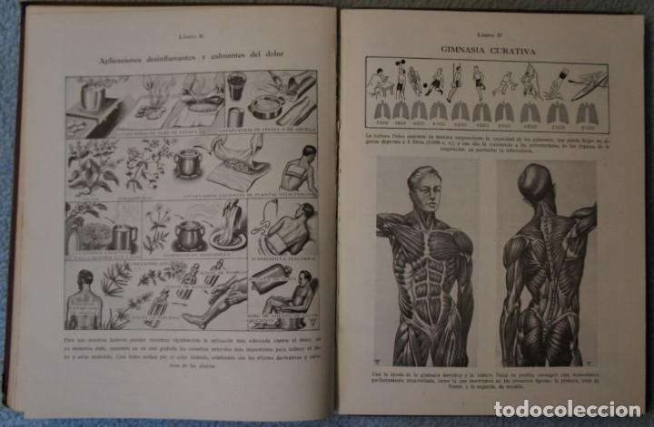 Libros de segunda mano: Medicina Natural Moderna Ciencia del Curar. Doctor Vander - Foto 17 - 105209467