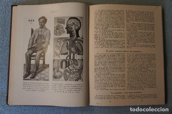 Libros de segunda mano: Medicina Natural Moderna Ciencia del Curar. Doctor Vander - Foto 18 - 105209467