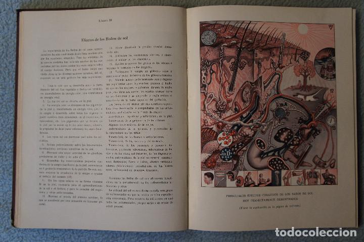 Libros de segunda mano: Medicina Natural Moderna Ciencia del Curar. Doctor Vander - Foto 19 - 105209467