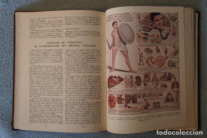 Libros de segunda mano: Medicina Natural Moderna Ciencia del Curar. Doctor Vander - Foto 23 - 105209467