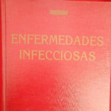 Libros de segunda mano: ENFERMEDADES INFECCIOSAS . Lote 105966867