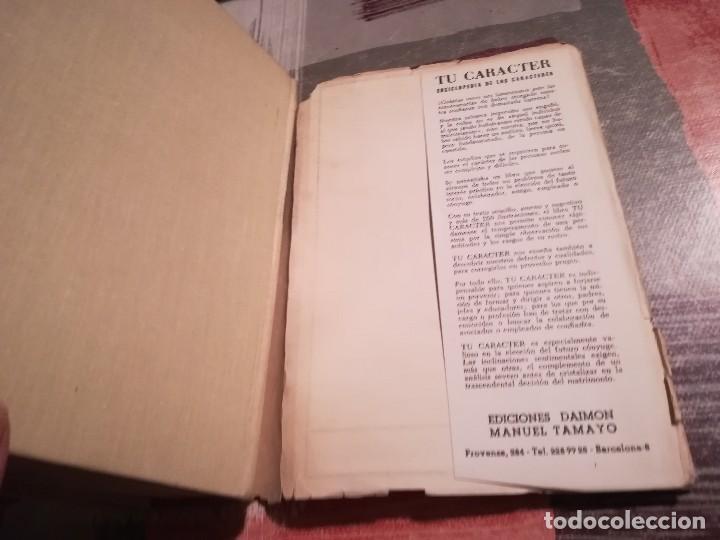 Libros de segunda mano: Tu cuerpo y tu salud - Dr. F. Goust - 1964 - Foto 5 - 106647031