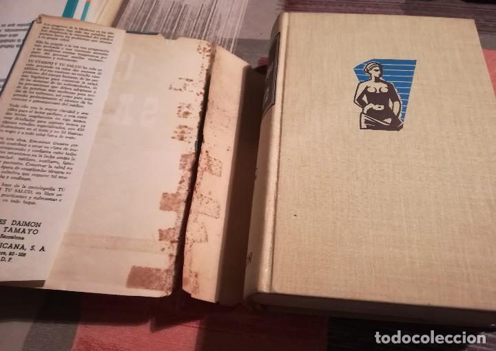 Libros de segunda mano: Tu cuerpo y tu salud - Dr. F. Goust - 1964 - Foto 6 - 106647031