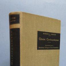 Libros de segunda mano: CLINICA CARDIOPULMONAR. BURGESS L. GORDON. Lote 107006015