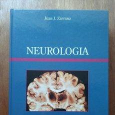 Libros de segunda mano: NEUROLOGIA, JUAN ZARRANZ, MOSBY DOYMA LIBROS, 1995. Lote 107226231