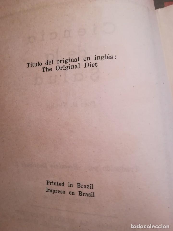 Libros de segunda mano: Ciencia de la salud - D. Nicolici - Impreso en Brasil en 1965 - Foto 4 - 107974671