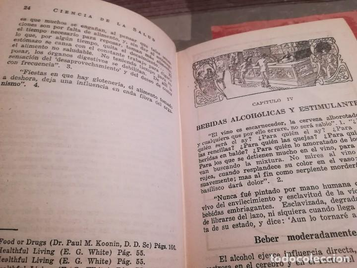 Libros de segunda mano: Ciencia de la salud - D. Nicolici - Impreso en Brasil en 1965 - Foto 6 - 107974671