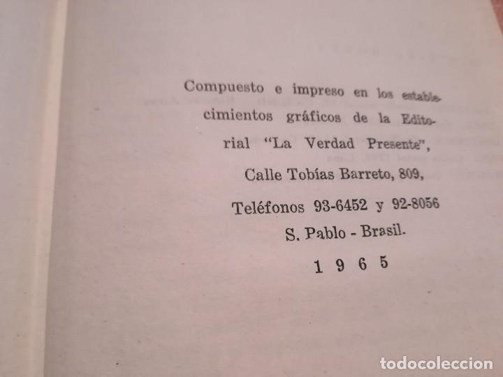 Libros de segunda mano: Ciencia de la salud - D. Nicolici - Impreso en Brasil en 1965 - Foto 11 - 107974671