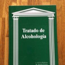 Libros de segunda mano: TRATADO DE ALCOHOLOGIA / PSICOTERAPIA. Lote 109004222