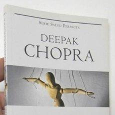 Libros de segunda mano: VENCER LAS ADICCIONES - DEEPAK CHOPRA. Lote 109464139