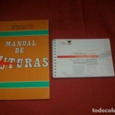 Libros de segunda mano: LOTE DE DOS LIBROS MANUAL DE SUTURAS. Lote 109487727