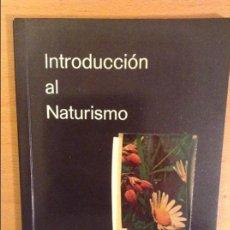 Libros de segunda mano: INTRODUCCION AL NATURISMO (M. RAMOS PITARQUE). Lote 109503247
