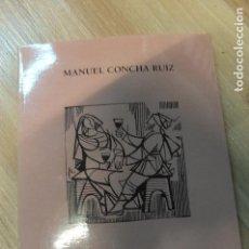 Libros de segunda mano: EL VINO Y LA SALUD POR MANUEL CONCHA RUIZ 2000. Lote 128616190
