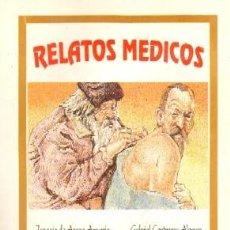 Libros de segunda mano: RELATOS MEDICOS. VV.AA. ME-339. Lote 110025499