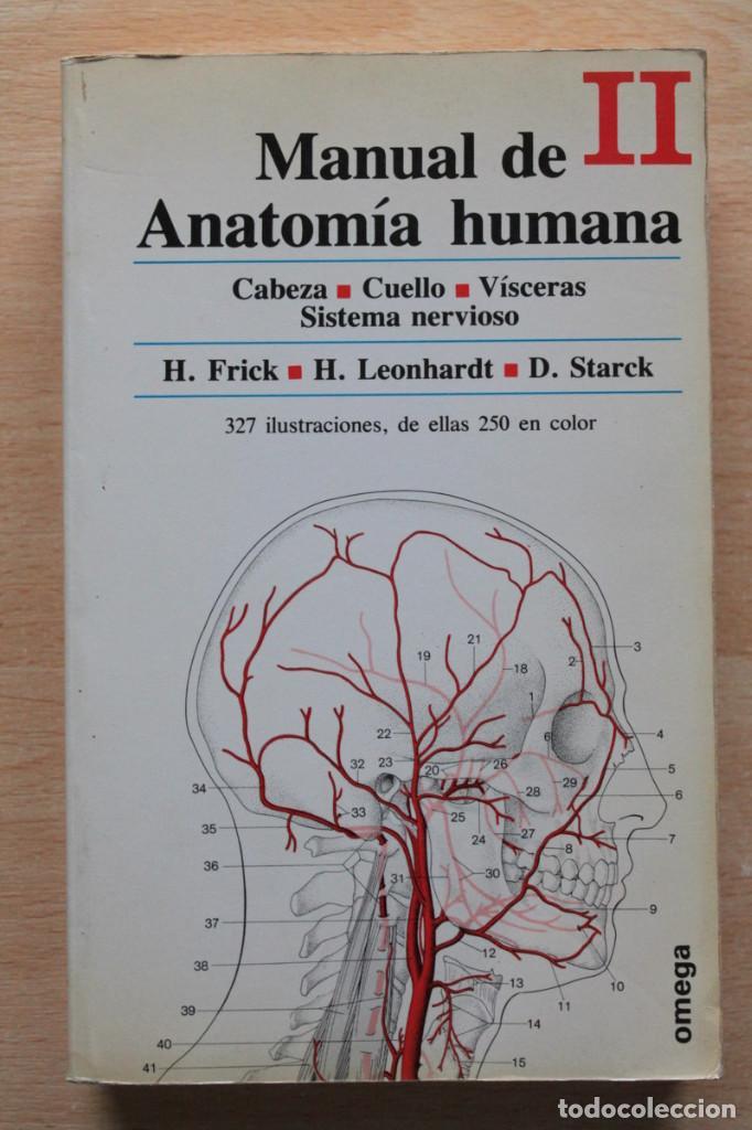 frick, leonhardt y starck - manual de anatomía - Comprar Libros de ...
