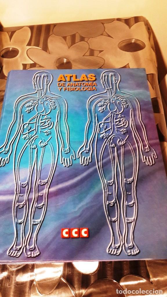 atlas de anatomia y fisiologia - Comprar Libros de medicina ...