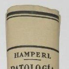 Libros de segunda mano: TRATADO DE PATOLOGÍA GENERAL Y ANATOMÍA PATOLÓGICA - HERWIG HAMPERL. Lote 110900111