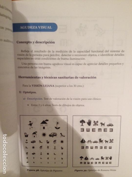 Libros de segunda mano: Valoración enfermera. Herramientas y técnicas sanitarias (FUDEN) 3A edicion - Foto 10 - 111823207