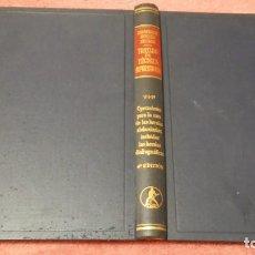Libros de segunda mano: TRATADO DE TÉCNICA OPERATORIA GENERAL Y ESPECIAL (TOMO 7º, 2ª PARTE) · ENCUADERNACIÓN EN TAPA DURA. Lote 112528963