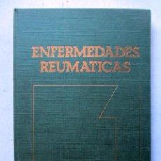 Libros de segunda mano: ENFERMEDADES REUMÁTICAS. EDITADO POR SYNTEX IBÉRICA 1980. ILUSTRADO. 85 PAGS. TAPAS DURAS.. Lote 112529792