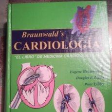Libros de segunda mano: BRAUNWALD'S CARDIOLOGÍA. 'EL LIBRO' DE MEDICINA CARDIOVASCULAR - TOMO 3 - V.V.A.A.. Lote 112650279