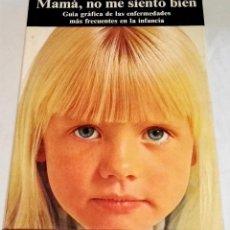 Libros de segunda mano: GUÍA GRÁFICA DE LAS ENFERMEDADES MÁS FRECUENTES EN LA INFANCIA; GERARD VAUGHAN - EVEREST 1984. Lote 113393375