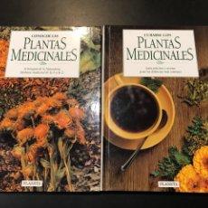Libros de segunda mano: CURARSE CON PLANTAS MEDICINALES. GUÍA PRÁCTICA PARA LAS DOLENCIAS MÁS COMUNES. Lote 114508723