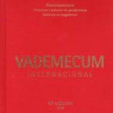 Libros de segunda mano - vademecum internacional - 49 edicion - medicamentos i articulos de parafarmacia 2008 - 115321695